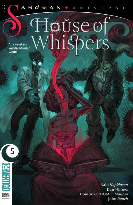 House of Whispers #5