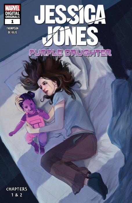 Jessica Jones - Purple Daughter #1