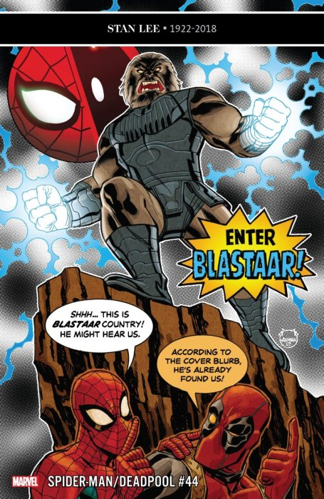 Spider-Man - Deadpool #44