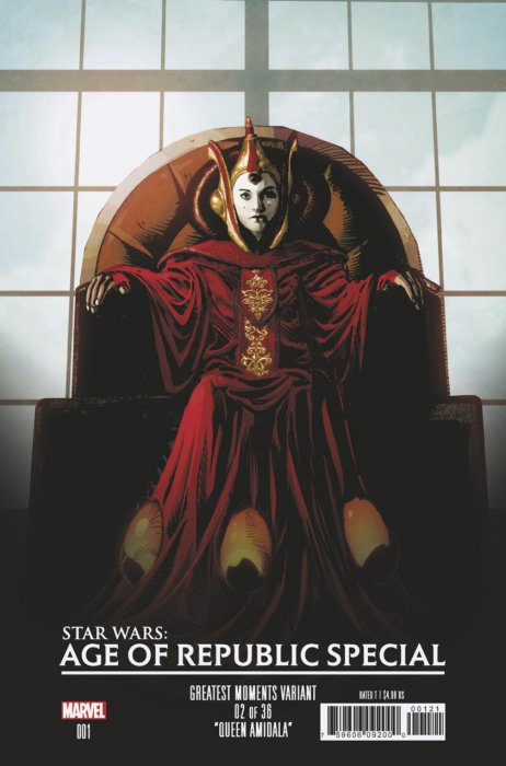 Star Wars - Age Of The Republic Special #1