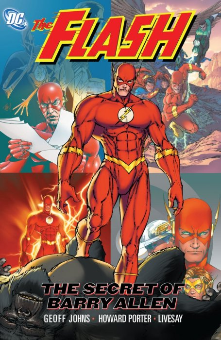 The Flash - The Secret of Barry Allen #1 - TPB