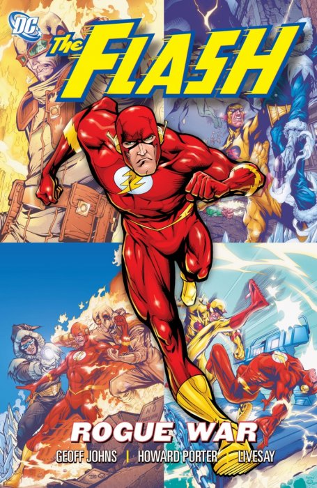 The Flash - Rogue War #1 - TPB