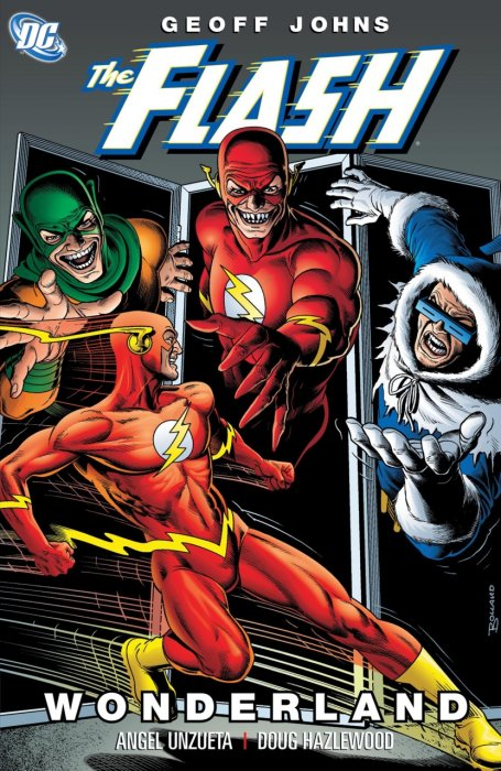 The Flash - Wonderland #1 - TPB