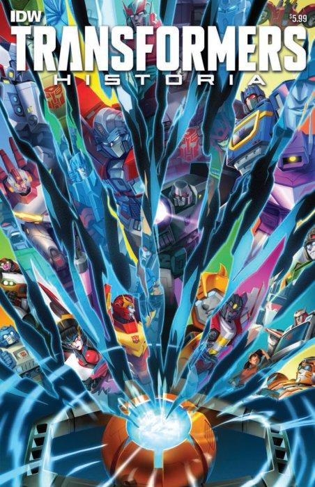 Transformers - Historia #1