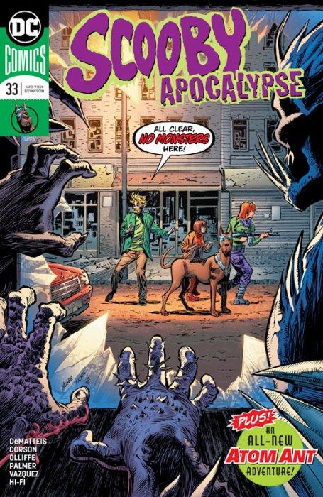 Scooby Apocalypse #33
