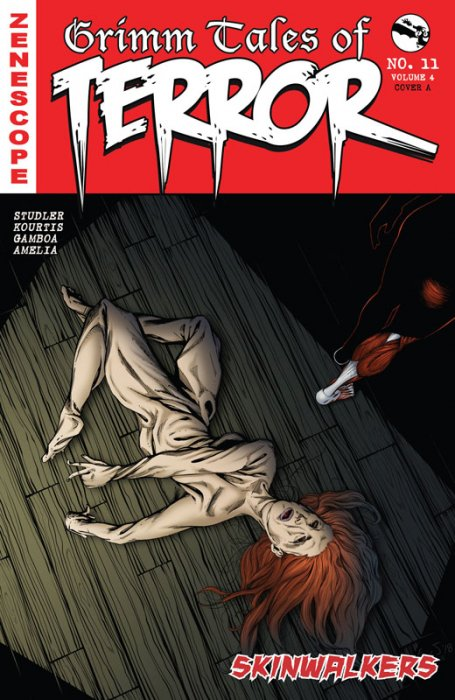 Grimm Tales of Terror Vol.4 #11