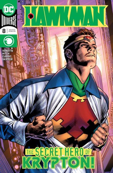 Hawkman #8