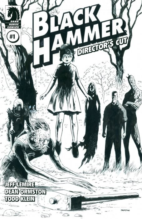 Black Hammer - Director's Cut #1