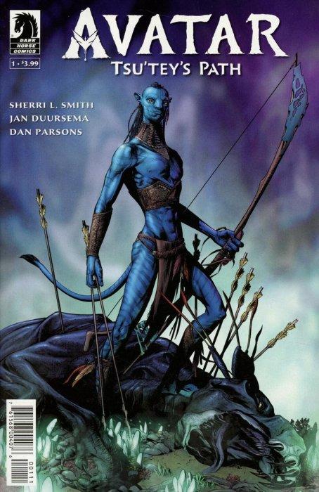 Avatar - Tsu'tey's Path #1