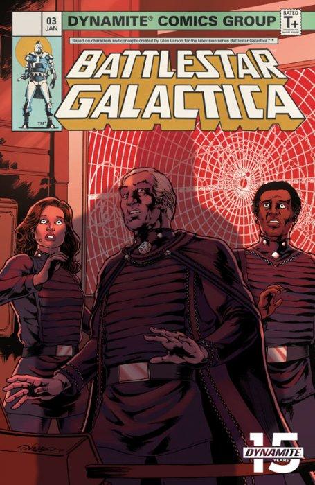 Battlestar Galactica (Classic) #3