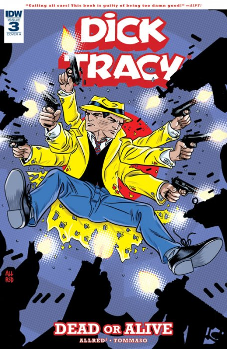 Dick Tracy - Dead or Alive #3