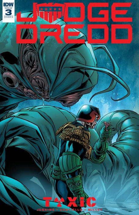 Judge Dredd - Toxic #3