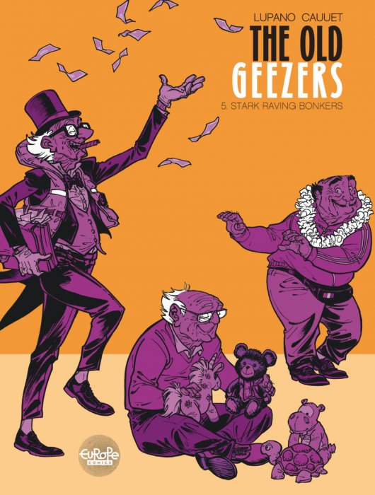 The Old Geezers #5 - Stark Raving Bonkers