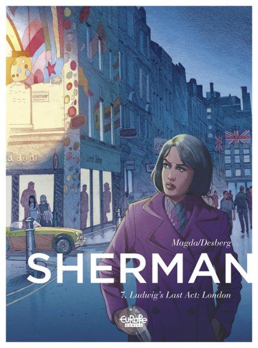 Sherman #7 - Ludwig's Last Act. London