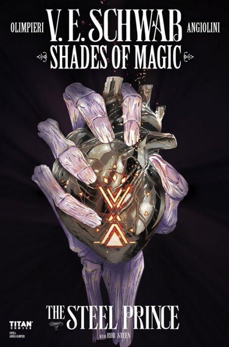 Shades of Magic #4