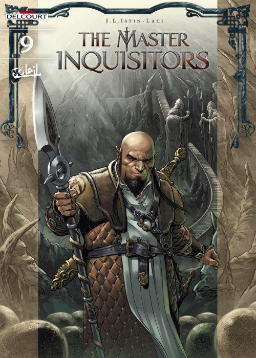 The Master Inquisitors Vol.9 - Bakael