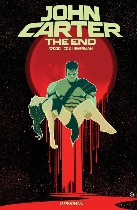 John Carter - The End #1 - TPB