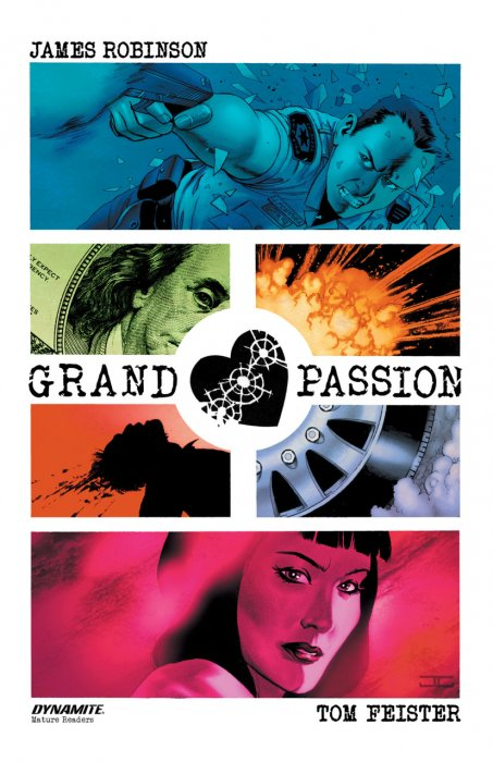 Grand Passion #1 - TPB