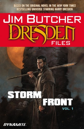 Jim Butcher's The Dresden Files - Storm Front Vol.1