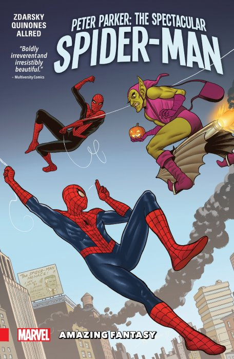 Peter Parker - The Spectacular Spider-Man Vol.3 - Amazing Fantasy