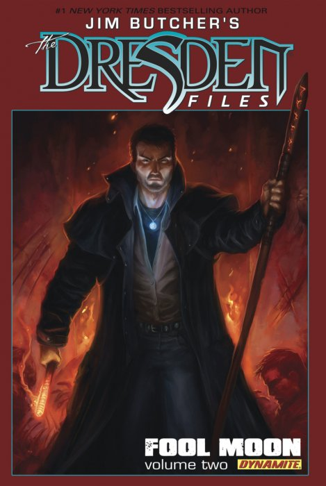 Jim Butcher's The Dresden Files - Fool Moon vol.2