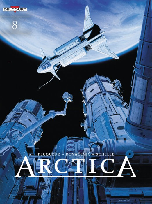 Arctica #8 - Ultimatum