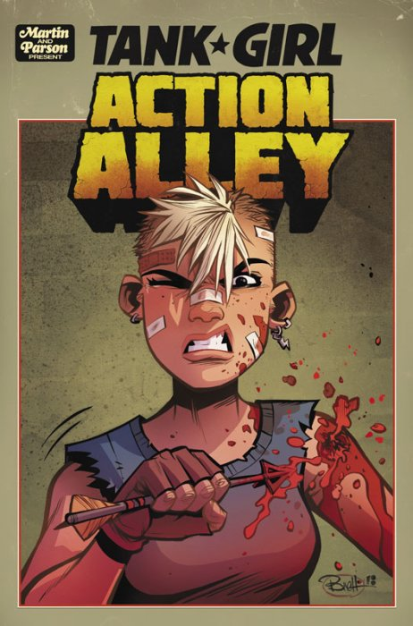 Tank Girl - Action Alley #2