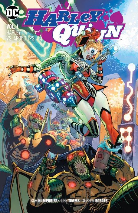 Harley Quinn Vol.1 - Harley vs. Apokolips
