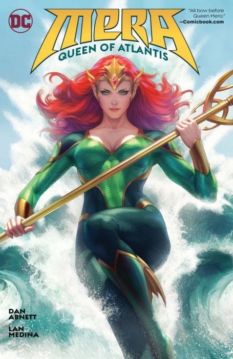 Mera - Queen of Atlantis #1 - TPB