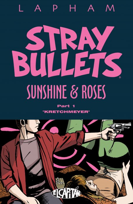 Stray Bullets - Sunshine & Roses Vol.1-3 Complete