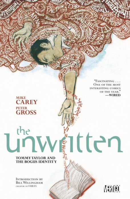 The Unwritten Vol.1-4 Complete