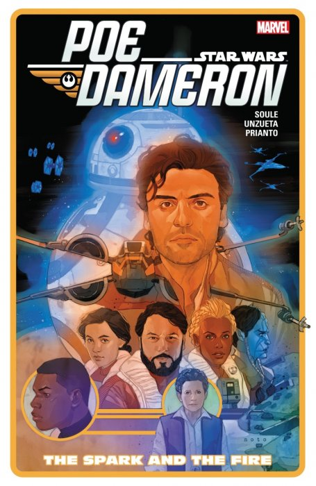 Star Wars - Poe Dameron Vol.5 - The Spark And The Fire