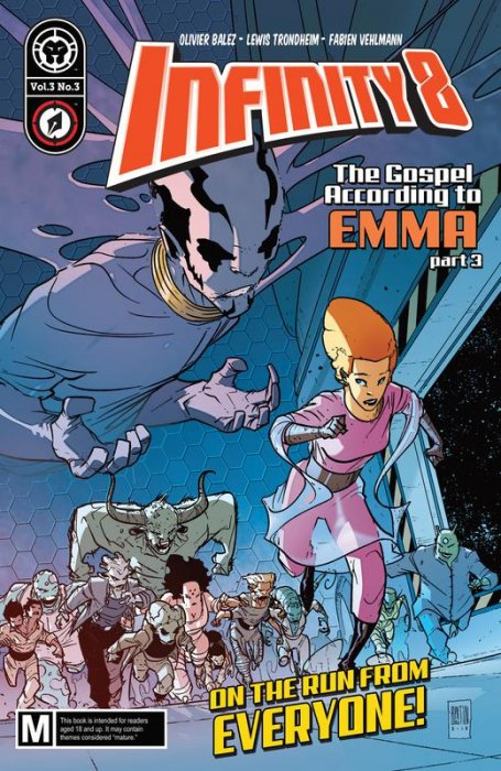 Infinity 8 #9 - The Gospel According to Emma