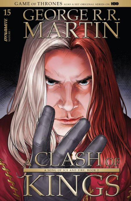 George R.R. Martin's A Clash of Kings #15