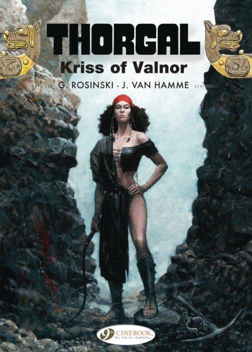 Thorgal #20 - Kriss of Valnor