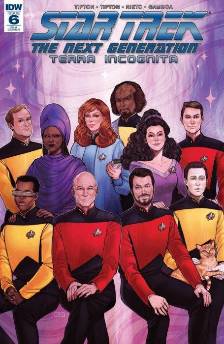 Star Trek - The Next Generation - Terra Incognita #6