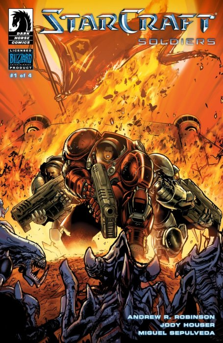 StarCraft - Soldiers #1