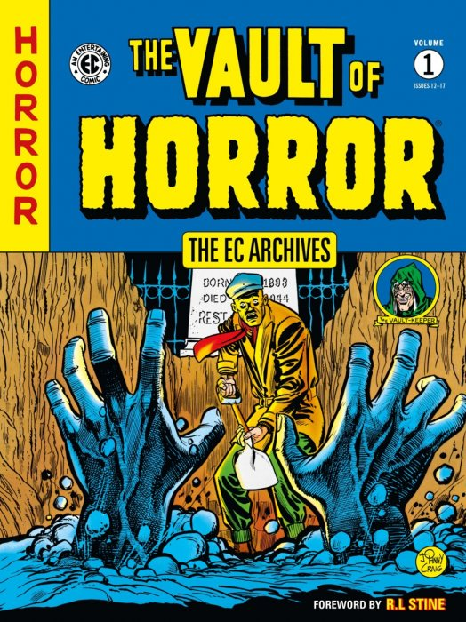 The EC Archives - The Vault of Horror Vol.1