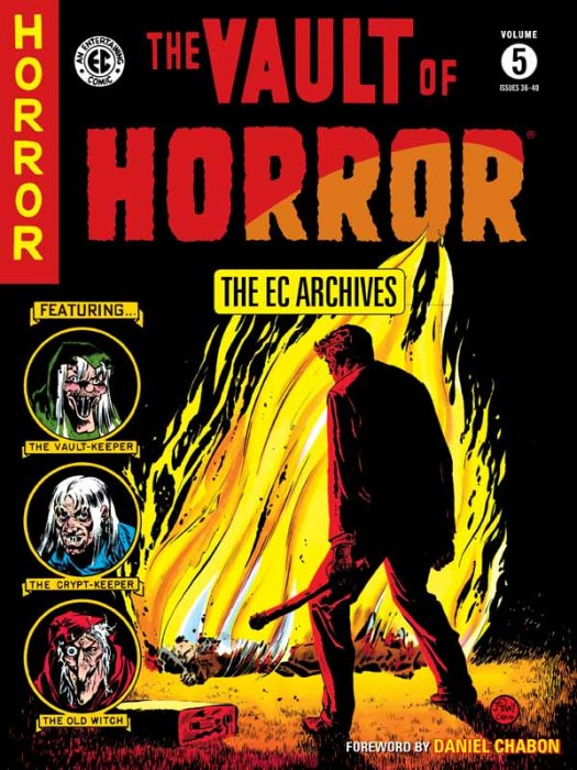 The EC Archives - The Vault of Horror Vol.5