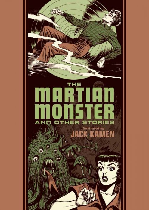 The Martian Monster and Other Stories #1