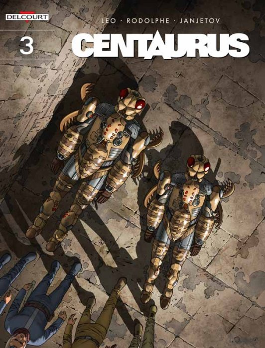 Centaurus #3 - Land of Madness