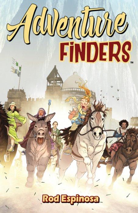 Adventure Finders #1 - TPB