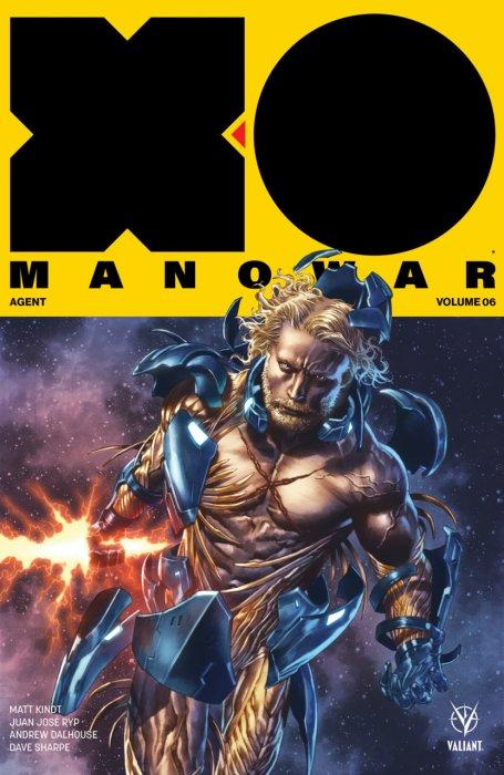 X-O Manowar Vol.6 - Agent