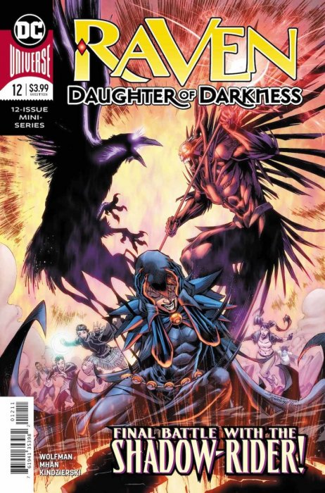 Raven - Daughter of Darkness #12