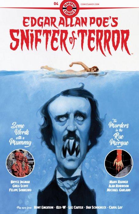 Edgar Allan Poes Snifter Of Terror #4