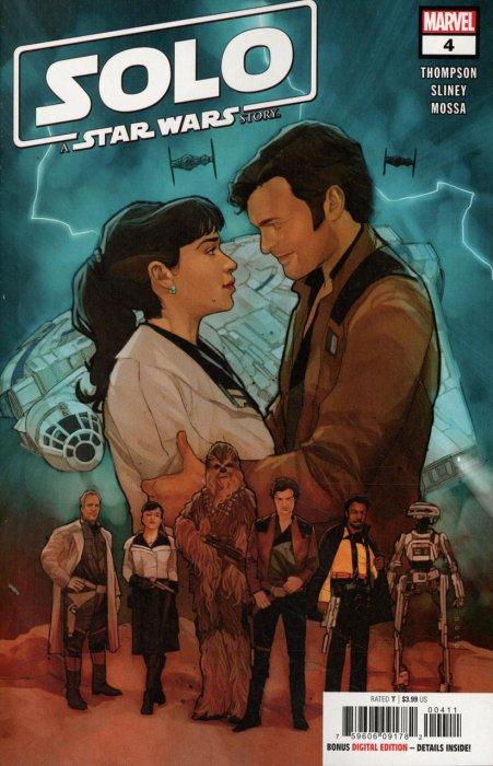Solo - A Star Wars Story Adaptation #4