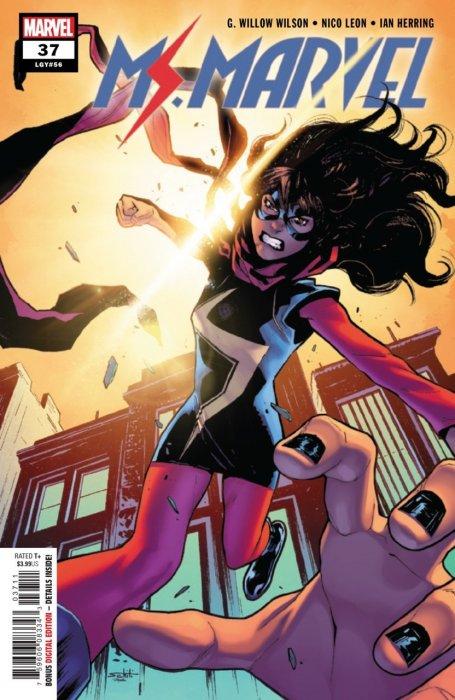 Ms. Marvel #37
