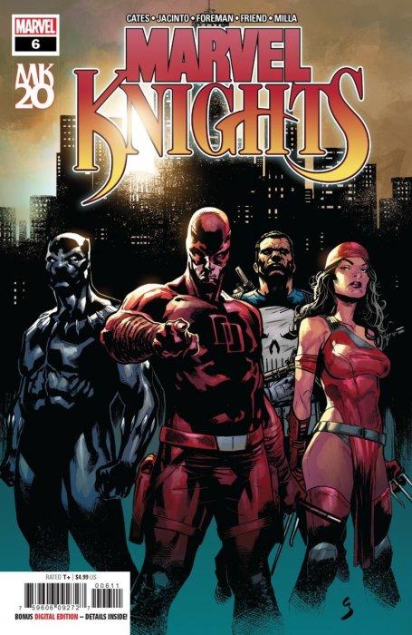 Marvel Knights - 20th #6