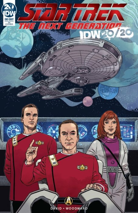 Star Trek - IDW 20-20 #1