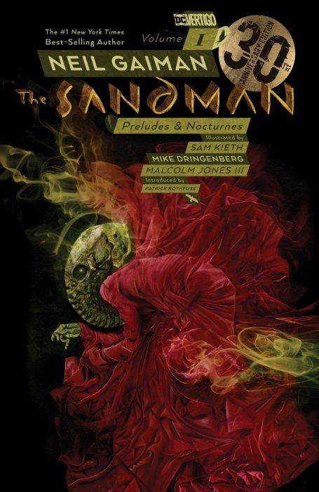 Sandman Vol.1-3 - 30th Anniversary Edition